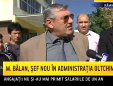 Rodin Traicu, presedintele Consiliului de Administratie Oltchim