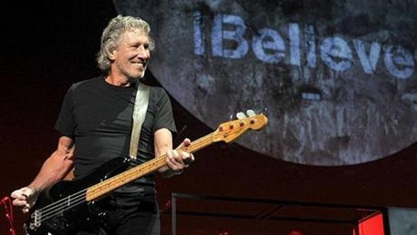 Roger Waters concerteaza la Bucuresti in cea mai spectaculoasa productie muzicala a momentului