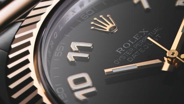 Rolex: Lasa timpul sa vorbeasca despre tine