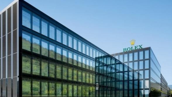 Rolex face economii si muta productia intr-o singura fabrica