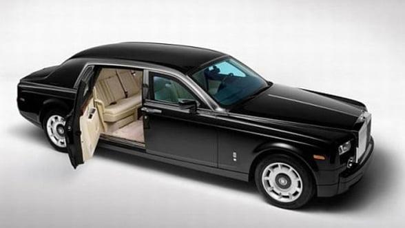 Rolls Royce: Cele mai scumpe masini de lux