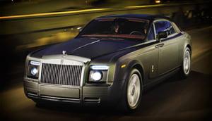 Rolls-Royce Phantom Facelift 2009