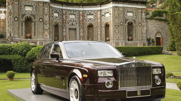 Rolls-Royce a avut in 2011 cele mai mari vanzari din istoria companiei
