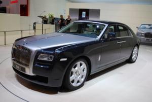 Rolls Royce ar putea deschide o fabrica la Iasi