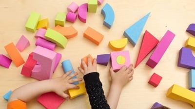 Rolul jucariilor in dezvoltarea celor mici
