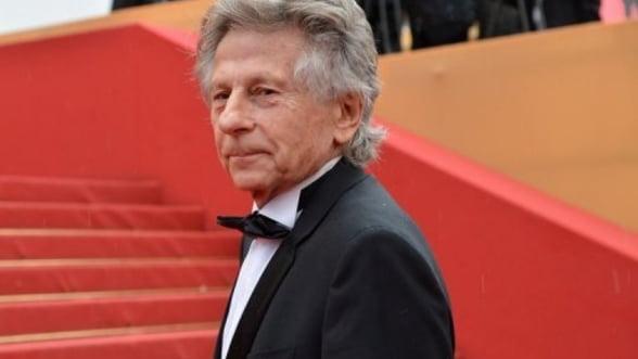 Roman Polanski a prezentat la Cannes un spot publicitar pentru Prada