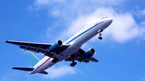Romania: Peste 10,7 milioane pasageri transportati pe cursele aeriene in 2011