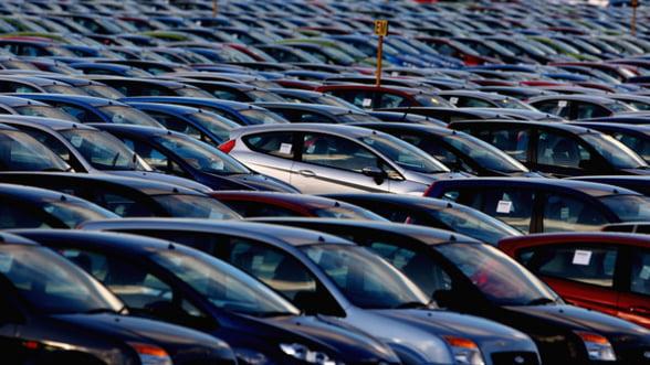 Romania, cel mai mare numar de inmatriculari auto din UE in primele patru luni
