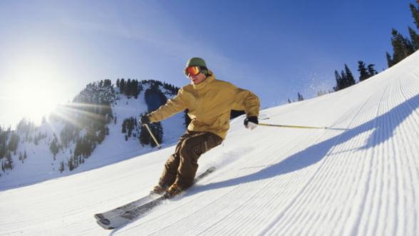 Romania, intr-un clasament al celor mai interesante destinatii de schi din lume