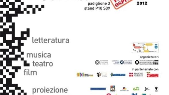 Romania, invitata de onoare la Salonul de Carte de la Torino