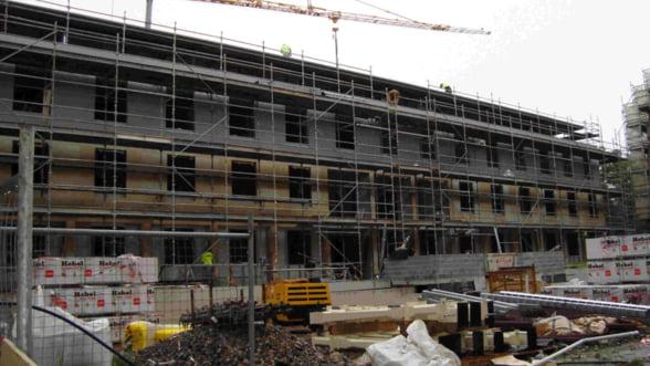 Romania, lider in UE la cresterea lucrarilor de constructii in luna iulie