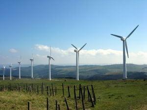 Romania, locul 7 in UE dupa capacitatea instalata in energie eoliana