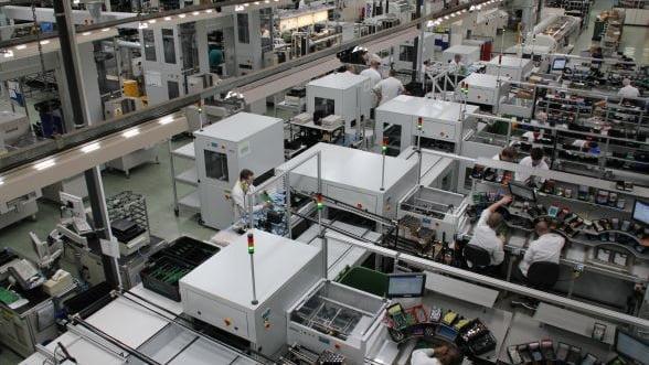 Romania, locul doi in UE la cresterea preturilor productiei industriale, in iunie