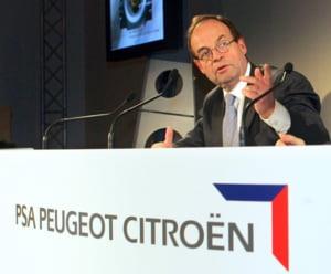 Romania, o posibila locatie pentru uzina Peugeot-Citroen