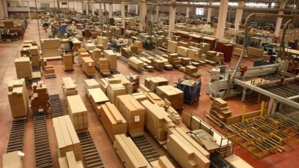 Romania, pe locul 13 in lume la exportul de mobila