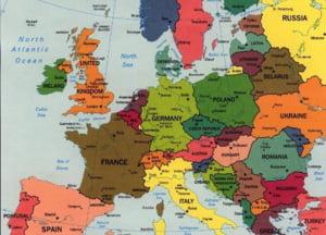 Romania, printre singurele tari din UE cu scadere a economiei in T3 din 2010