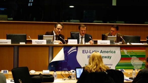 Romania, reprezentata de 33 de companii la Parlamentul European al Intreprinderilor