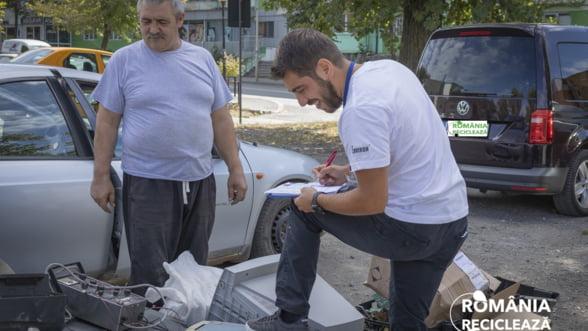 Romania Recicleaza - o campanie care a mobilizat mii de romani sa se implice in reciclare