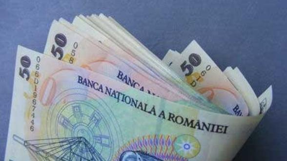 Romania a atras 2,380 miliarde lei prin titluri de stat