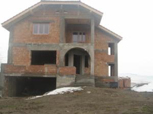 Romania a avut in august cea mai abrupta scadere din UE a sectorului constructiilor