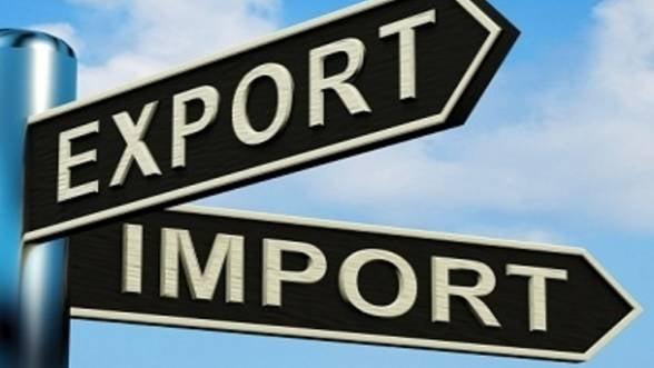 Romania a avut in ianuarie al noualea deficit comercial ca marime din UE
