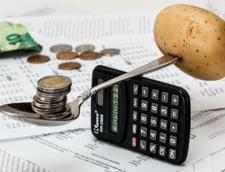 Romania a fost in topul inflatiei din UE si in ianuarie