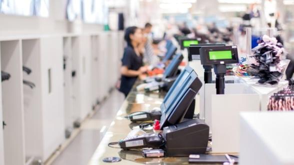 Romania a inregistrat a treia crestere din UE a comertului retail in iulie