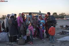 Romania ajuta Serbia cu refugiatii - Guvernul trimite cearsafuri si saltele