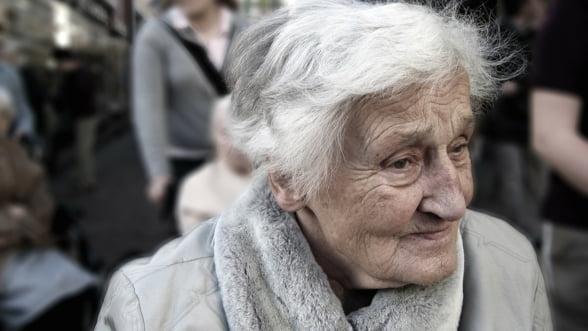 Romania are peste 4,6 milioane de pensionari, care primesc in medie o pensie cu 100 de lei mai mare decat anul trecut