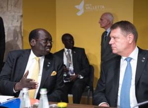 Romania da mai multi bani pentru combaterea migratiei - ce a semnat Iohannis in Malta