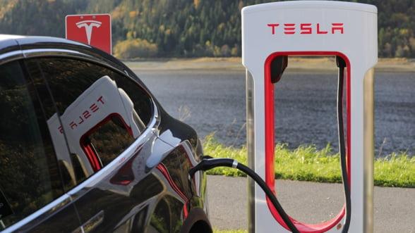 Romania investeste 53 de milioane de euro in statii de incarcare pentru masinile electrice