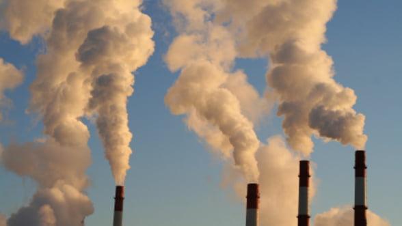Romania isi propune reducerea cu 21% a emisiilor de gaze cu efect de sera pana in anul 2020