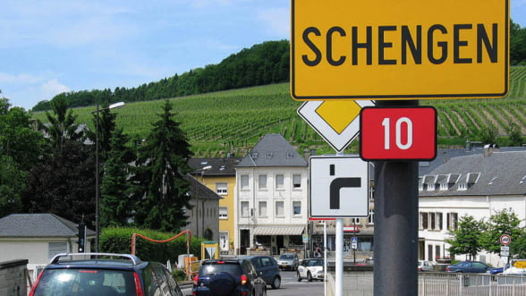 Romania nu va intra in Schengen prea curand - surse