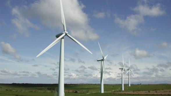 Romania ocupa locul 10 la atractivitatea investitiilor in energie eoliana
