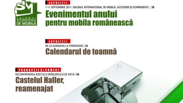 Romania participa la targul de mobila Sajam Namestaja in Serbia