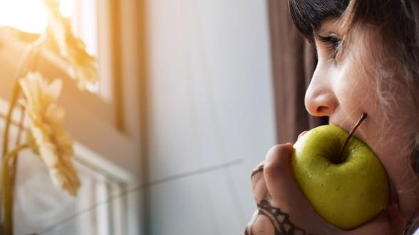 Romania primeste mai multi bani pentru a oferi lapte, fructe si legume in scoli