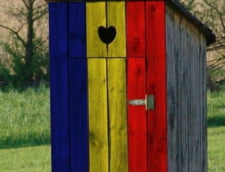 Romania ramane pe primul loc in topul tarilor UE cu cele mai multe locuinte care au WC in fundul curtii - Eurostat