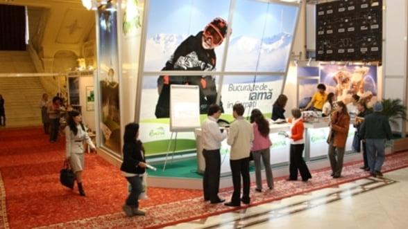 Romania se promoveaza la cel mai mare targ de turism din lume