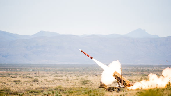 Romania va achizitiona interceptoare suplimentare pentru sistemul Patriot