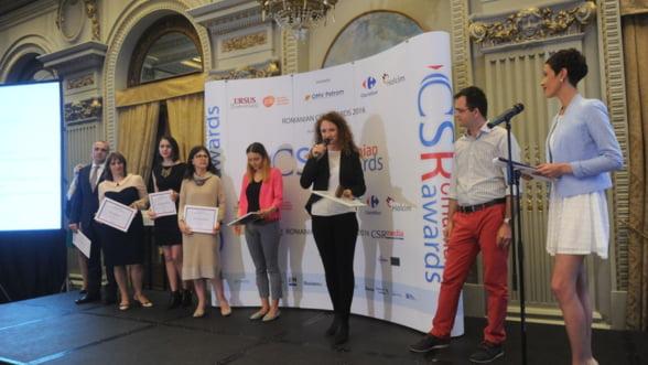 Romanian CSR Awards 2017: Jurizarea s-a incheiat! Castigatorii vor fi anuntati in cadrul Galei de Premiere