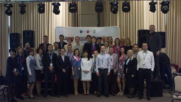 "Romanian Executive Summit 2017 - ""Lumini si Umbre in Leadership"", Stejarii Country Club, Bucuresti"