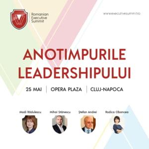 Romanian Executive Summit 2017 - Anotimpurile Leadershipului
