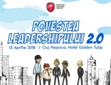 Romanian Executive Summit 2018 - Povestea Leadershipului 2.0