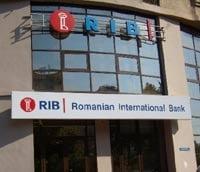 Romanian International Bank si-a sporit profitul net semestrial cu 13%, aproape de 3,9 milioane lei