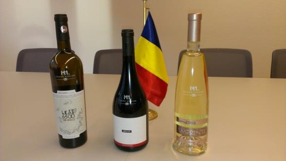 Romanii, tot mai priceputi in selectia vinurilor de calitate