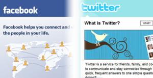 Romanii au cinci milioane de conturi pe Twitter si Facebook. La ce riscuri se expun?
