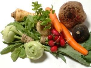 Romanii confunda produsele bio cu alte alimente