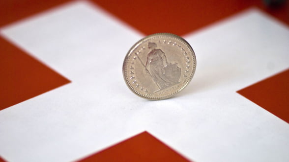 Romanii cu credite in franci elvetieni ar putea scapa de cosmarul costurilor uriase