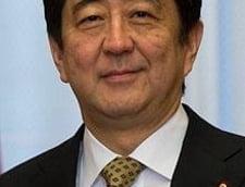Romanii ii transmit scuze premierul Japoniei, care nu a avut cu cine sa se intalneasca la Guvern