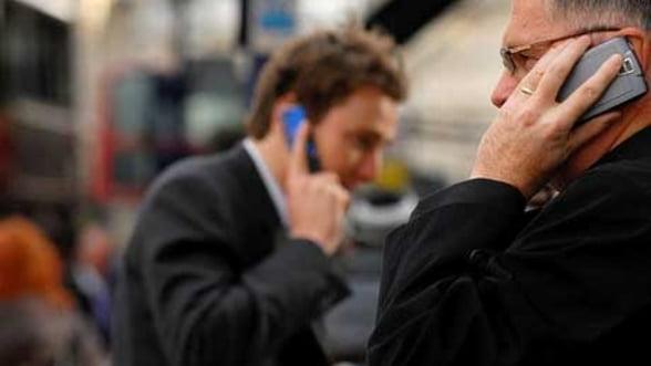 """Romanii obliga operatorii de telefonie mobila sa nu mai perceapa tarife pentru """"alte retele"""""""